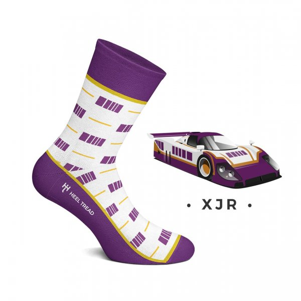 Heel Tread Socken – XJR