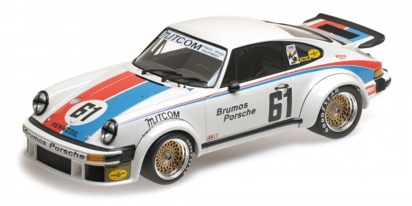 Porsche 934 Gregg/Busby 24h Daytona 1977 Minichamps 1:18