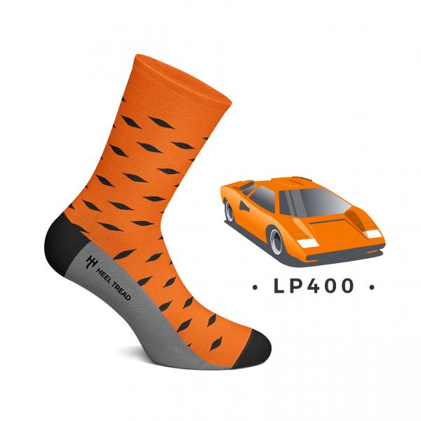 Heel Tread Socken – LP400