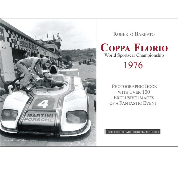 Coppa Florio 1976 – World Sportscar Championship – Cover