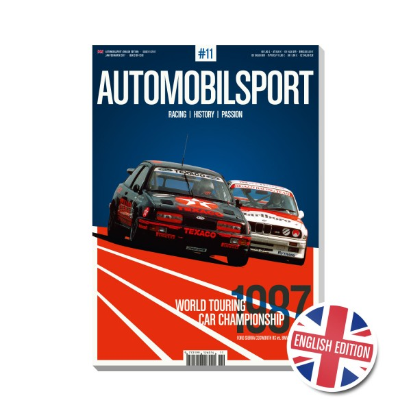 AUTOMOBILSPORT #11 (01/2017) – English edition