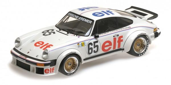 Porsche 934 – Wollek/Beaumont/Pironi – Le Mans 24h 1976