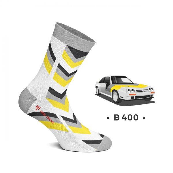 Heel Tread Socken – B 400