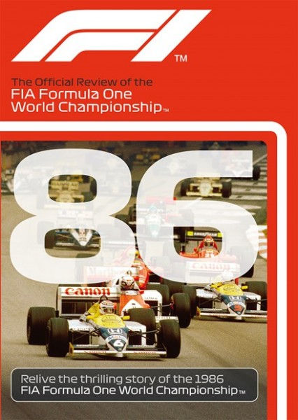 F1 1986 – The Official Review of the FIA Formula One World Championship