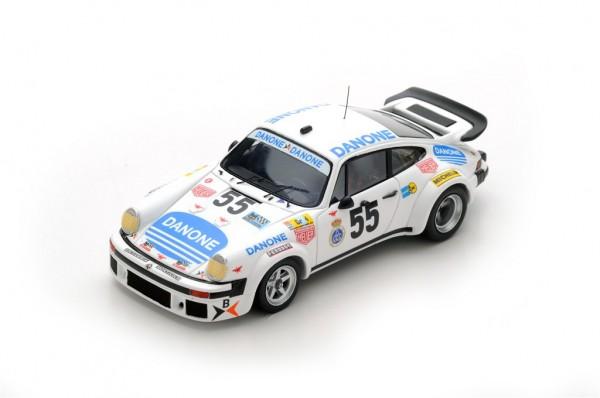 Porsche 934 Fernandez/Baturone/Tarradas 24h Le Mans 1977 Spark 1:43