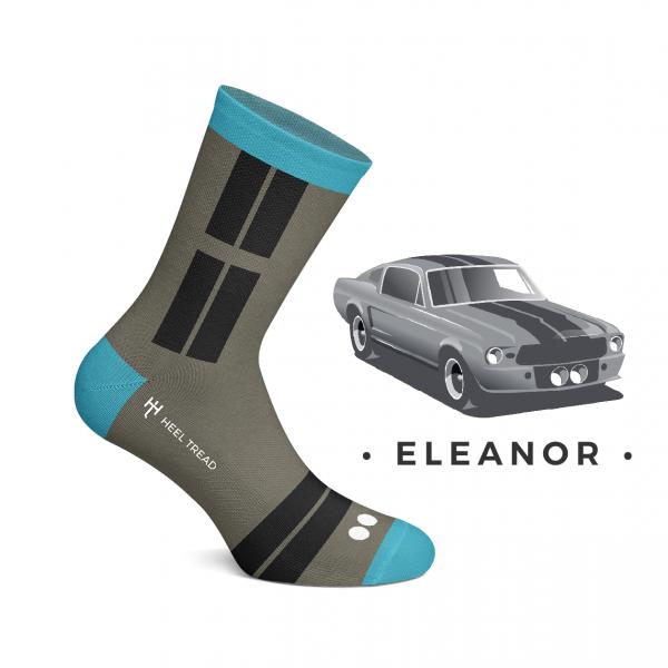 Heel Tread socks – Eleanor