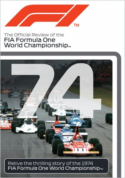 F1 1974 – The Official Review of the FIA Formula One World Championship
