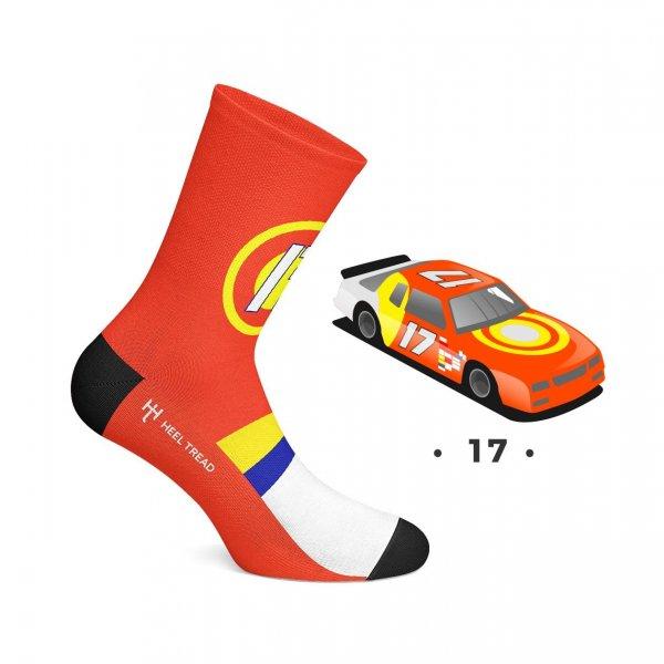 Heel Tread Socken – #17