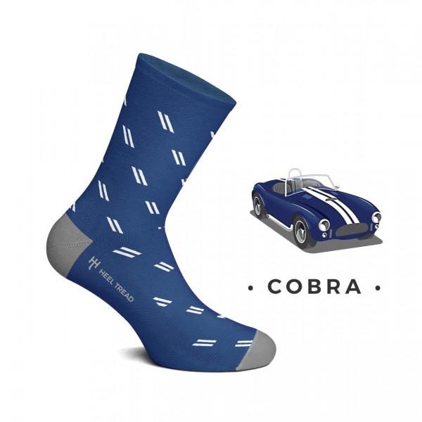 Heel Tread Socken – Cobra
