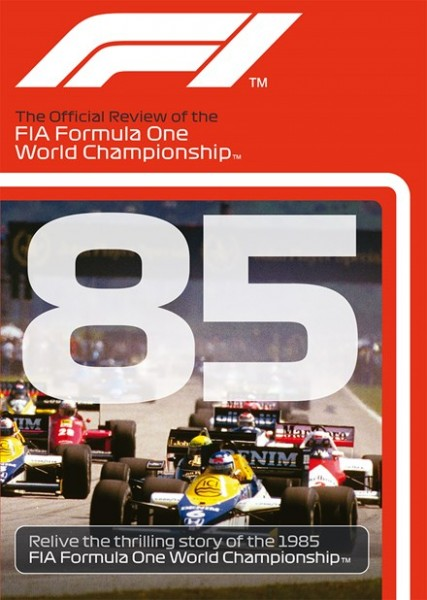 F1 1985 – The Official Review of the FIA Formula One World Championship