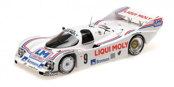 Porsche 962C Manfred Winkelhock 200 miles Norisring 1985 Minichamps 1:18