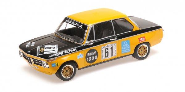 BMW 1602 Herzog/Lauda 6h Nürburgring 1970 Minichamps 1:18