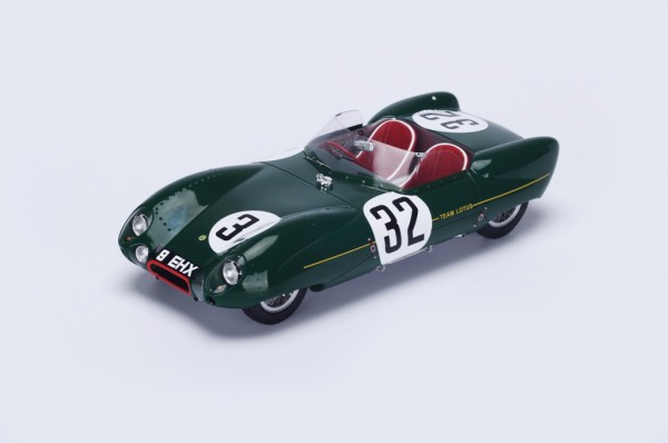 Lotus XI Chapman/MacKay-Fraser 24h Le Mans 1956 Spark 1:18