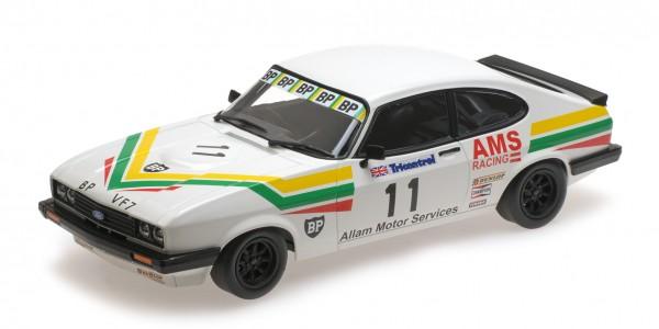 Ford Capri 3.0 Jeff Allam Silverstone 1979 Minichamps 1:18