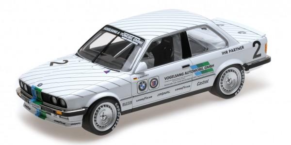 BMW 325I Olaf Manthey Nürburgring Eifelrennen 1986 Minichamps 1:18