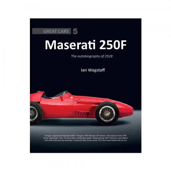 Maserati 250F – The autobiography of 2528