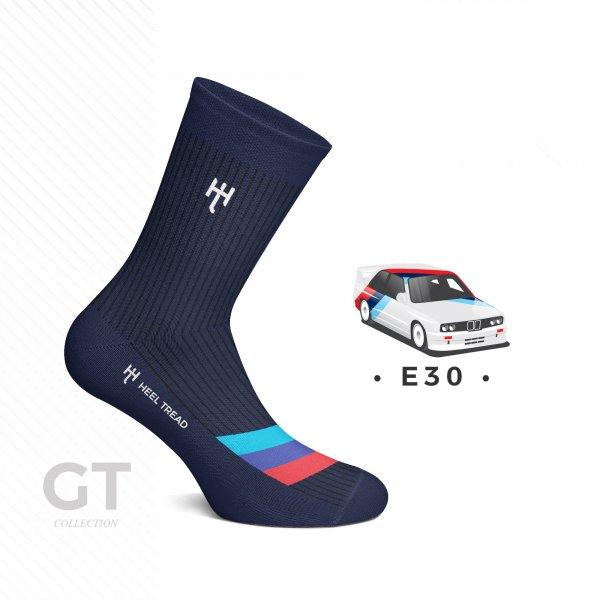 Heel Tread socks – E30 – Grand Touring