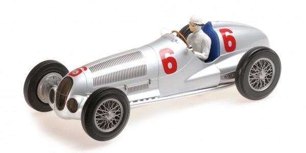 Mercedes-Benz W125 Rudolf Caracciola Eifelrennen Nürburgring 1937 Minichamps 1:18