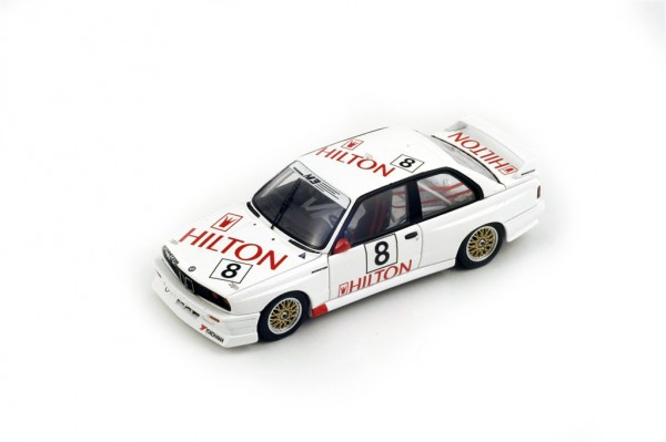 BMW M3 Fabien Giroix Macau 1987 Spark 1:43