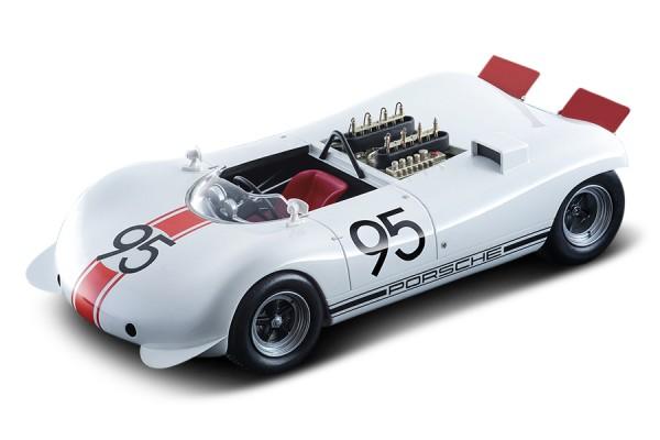 Porsche 909 Bergspyder Gerhard Mitter Gaisberg hillclimb 1968 Technomodel 1:18