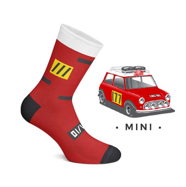 Heel Tread Socken – Mini