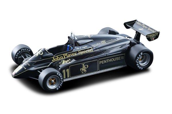 Lotus 91 Elio de Angelis F1 GP Österreich 1982 Tecnomodel 1:18
