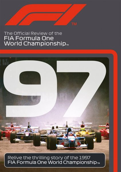 F1 1997 – The Official Review of the FIA Formula One World Championship