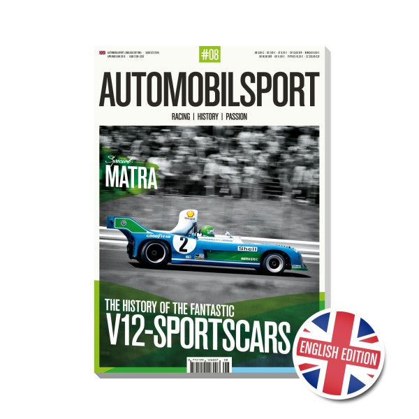AUTOMOBILSPORT #08 (02/2016) – English edition