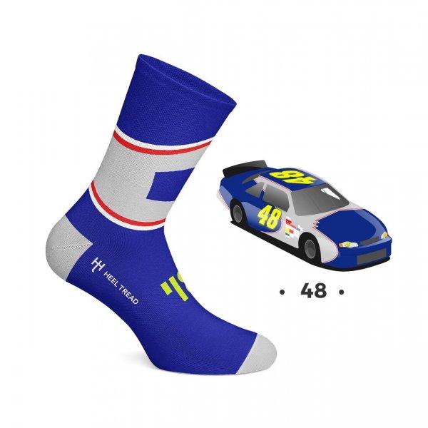 Heel Tread Socken – #48