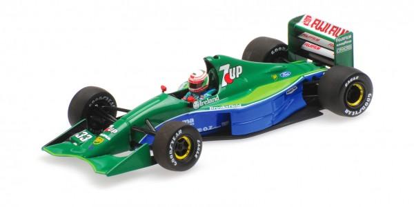 Jordan 191 Andrea de Cesaris Canadian GP 1991 Minichamps 1:43