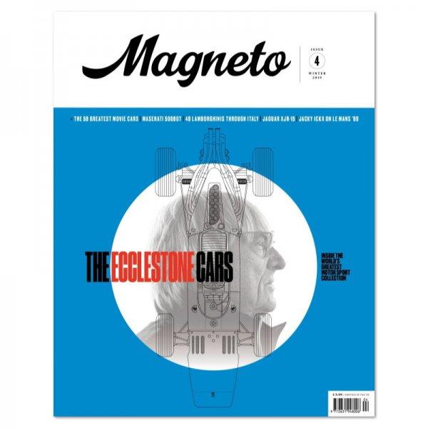 Magneto – Issue 4 – Winter 2019 – Cover