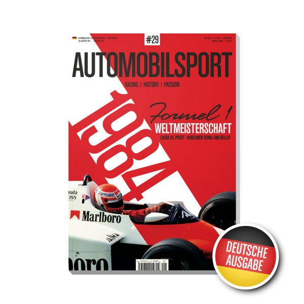 AUTOMOBILSPORT #29 (03/2021) – German edition – Cover