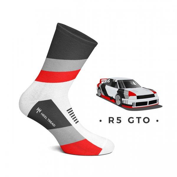 Heel Tread socks – R5 GTO