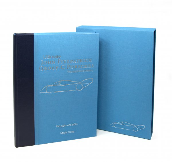 John Fitzpatrick Group C Porsches – The Definitive History