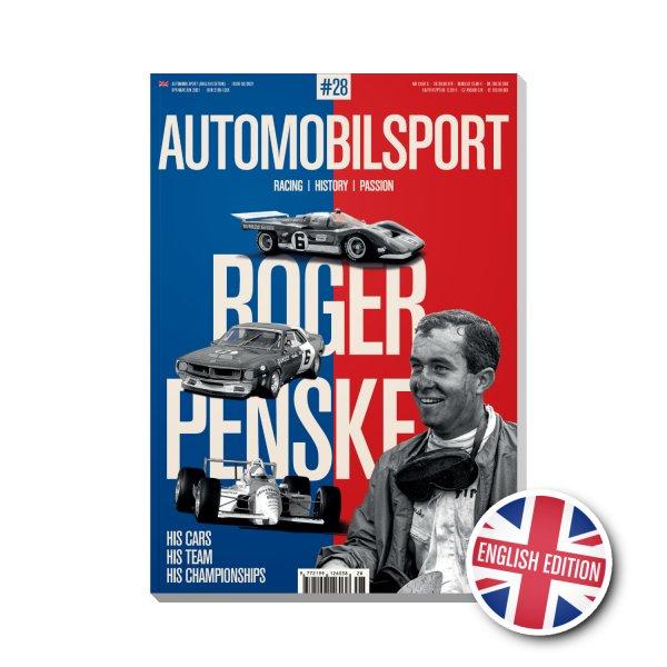 AUTOMOBILSPORT #28 (02/2021) – Englische Ausgabe – Cover