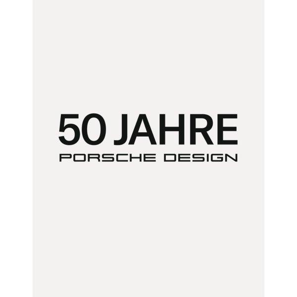 50 Jahre Porsche Design – Cover