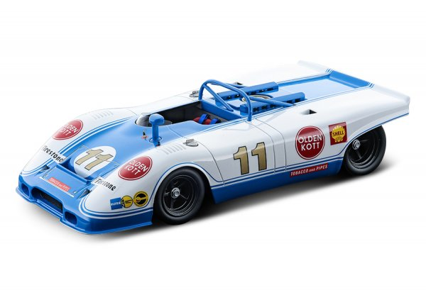 Porsche 917 Spyder Leo Kinnunen Interserie Norisring 1971 Tecnomodel 1:18