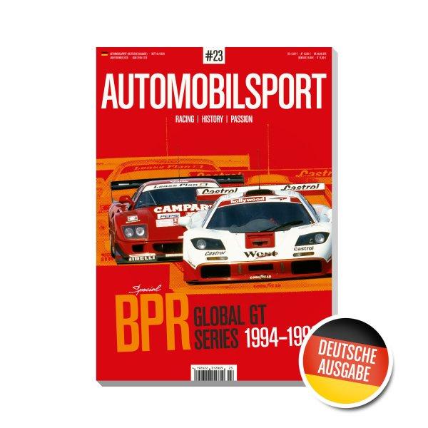 AUTOMOBILSPORT #23 (01/2020) – German edition