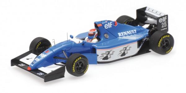 Ligier JS39B Eric Bernard F1 1994 Minichamps 1:43