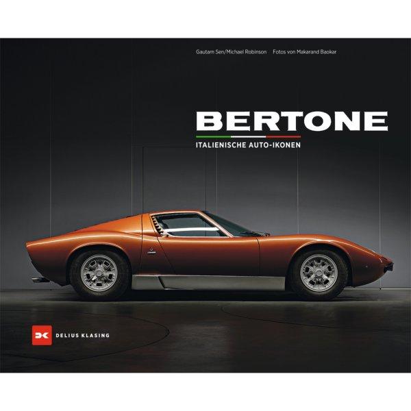 Bertone – Italienische Auto-Ikonen – Cover