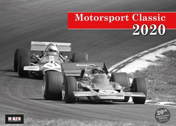 Motorsport Classic 2020 Calendar