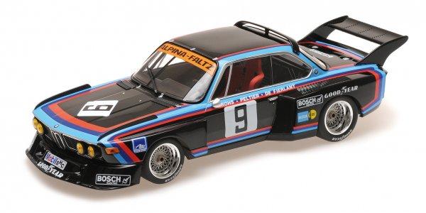 BMW 3.5 CSL Peltier/De Fierlant/Grohs 1000km Nürburgring 1976 Minichamps 1:18
