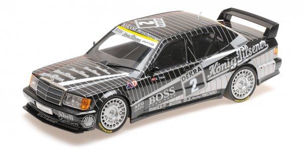 Mercedes-Benz 190E 2.5-16 Evo 1 Kurt Thiim 1989 Minichamps 1:18