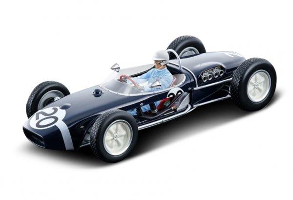 Lotus 18 Stirling Moss Monaco GP 1961 Technomodel 1:18