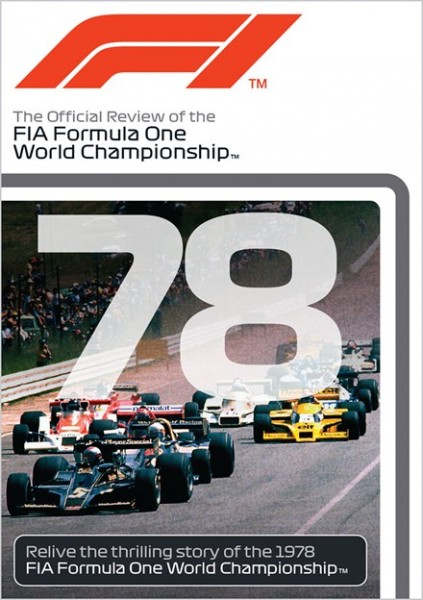 F1 1978 – The Official Review of the FIA Formula One World Championship