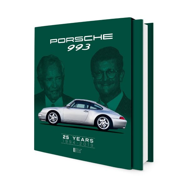 Porsche 993 – 25 Years 1994–2019 Limited Edition