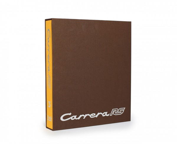 Carrera RS - English edition