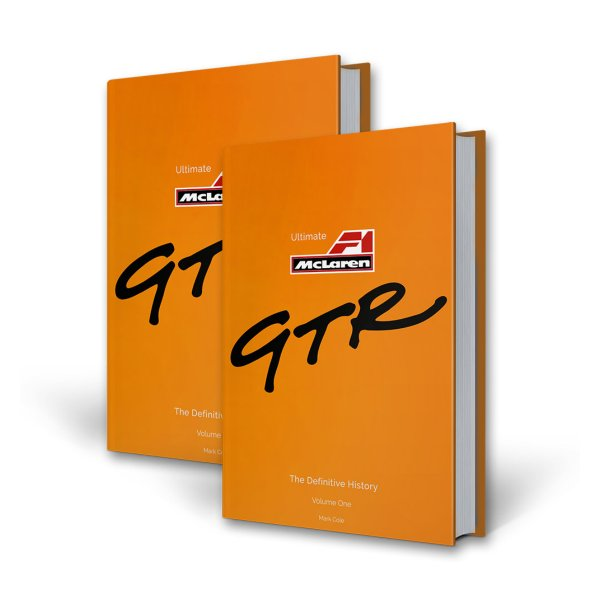 McLaren F1 GTR – The Definitive History – Limited Edition