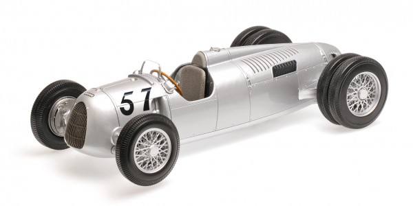 Auto Union Type C Hans Stuck Shelsley Walsh hillclimb 1936 Minichamps 1:18