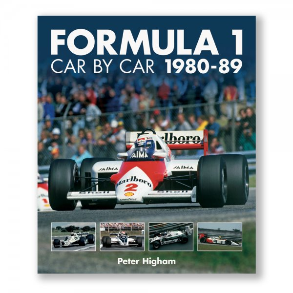 Formula 1: Car by Car 1980–89